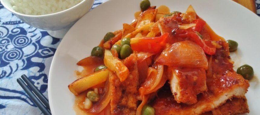 Hainanese Pork Chop Recipe