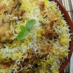 Chicken Biryani Dum Recipe