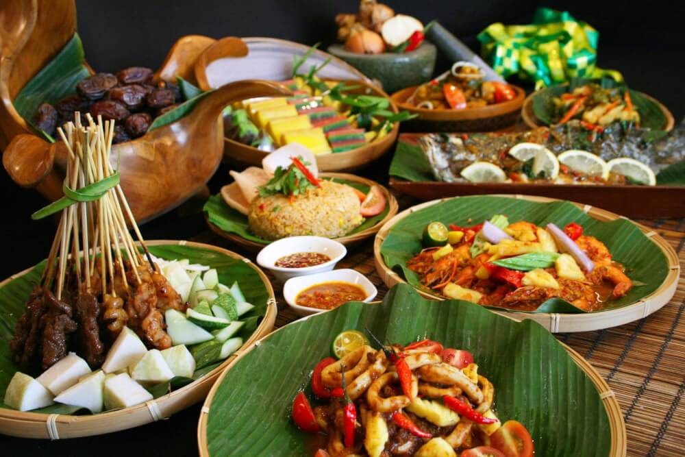 Malay Food in Singapore