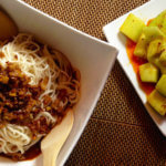 15 Minutes Dan Dan Noodles Recipe