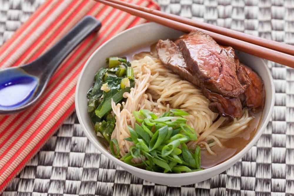 Beef Ramen Soup Recipe