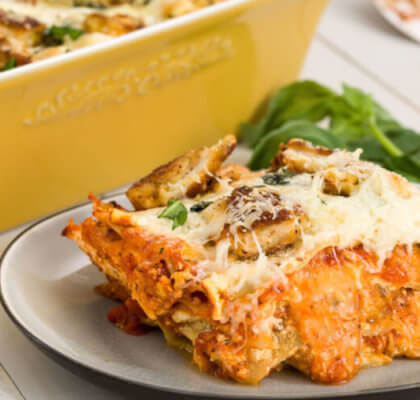 Chicken Lasagne Recipe